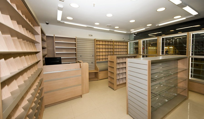 Торговая мебель-Мебель для магазина «Модель 10»-фото1