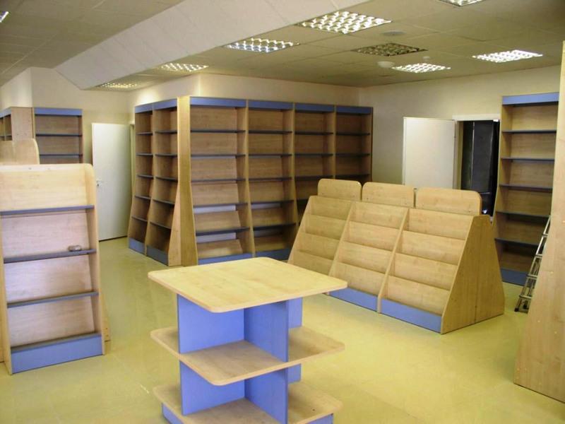Торговая мебель-Торговая мебель «Модель 2»-фото1