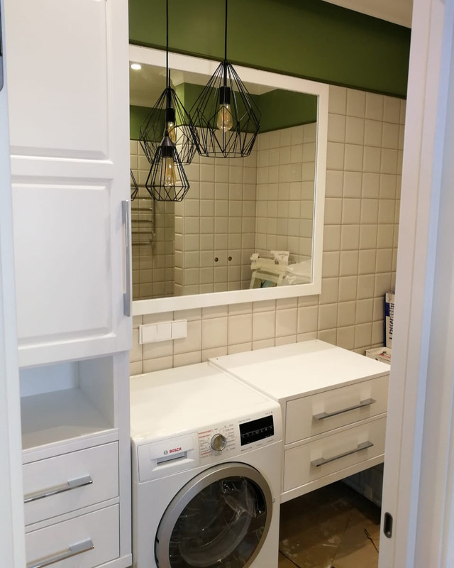 Мебель для ванной комнаты-Мебель для ванной «Модель 2»-фото1