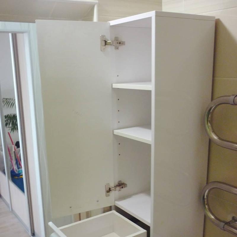 Мебель для ванной комнаты-Мебель для ванной «Модель 75»-фото4