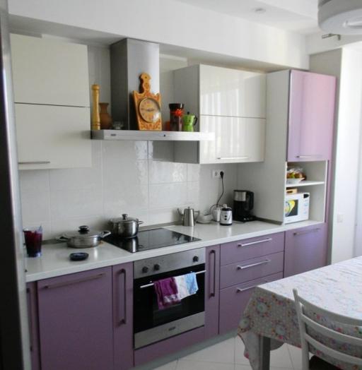 -Кухня МДФ в ПВХ «Модель 238»-фото26
