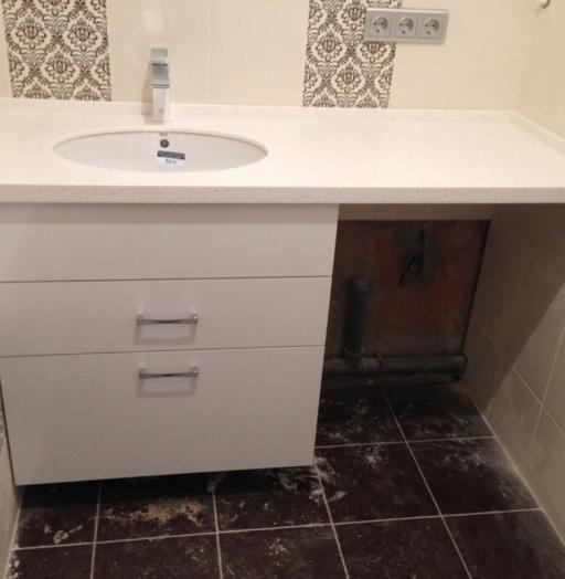 Мебель для ванной комнаты-Мебель для ванной «Модель 11»-фото6