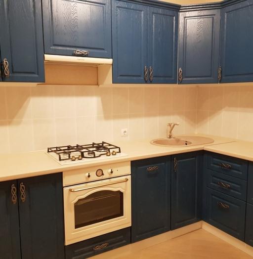 -Кухня МДФ в ПВХ «Модель 475»-фото9