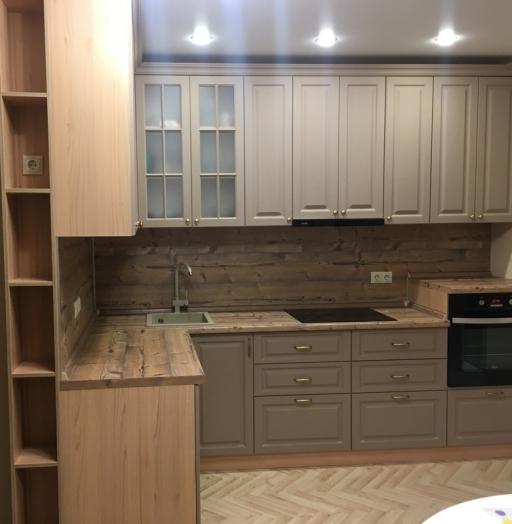 -Кухня МДФ в ПВХ «Модель 62»-фото17