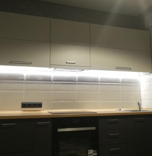 -Кухня МДФ в пластике «Модель 19»-фото21