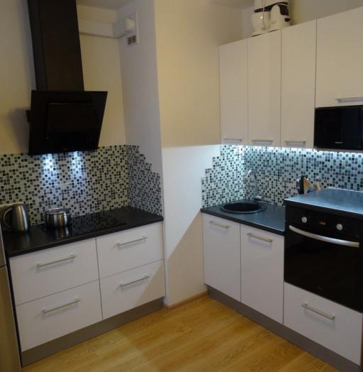 -Кухня из пластика «Модель 131»-фото17