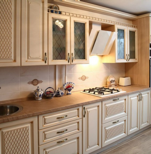 -Кухня из пластика «Модель 135»-фото9