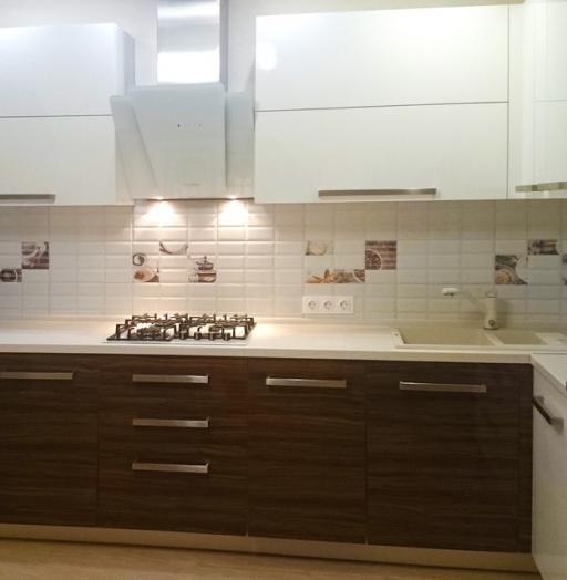 -Кухня из акрила «Модель 287»-фото28