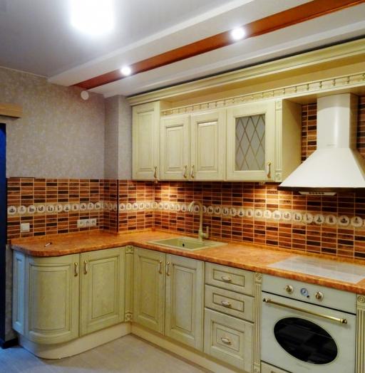 -Кухня МДФ в эмали «Модель 301»-фото11