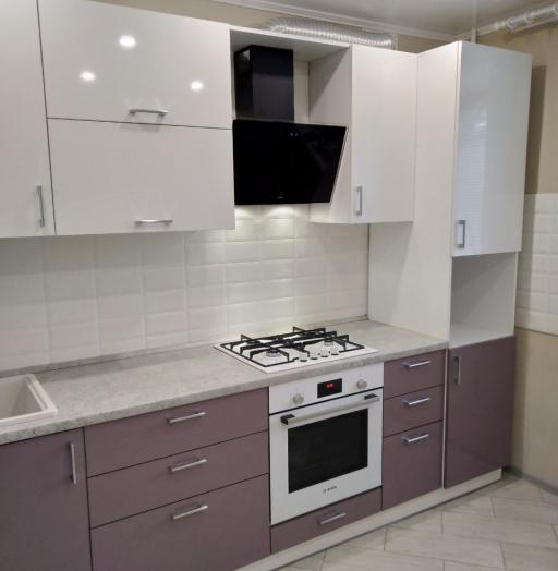 -Кухня МДФ в ПВХ «Модель 544»-фото5