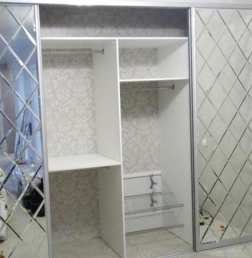 -Шкаф-купе с зеркалом «Модель 28»-фото4