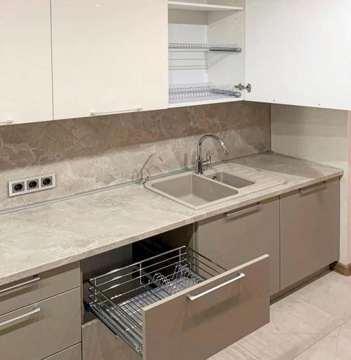-Кухня МДФ в ПВХ «Модель 587»-фото15