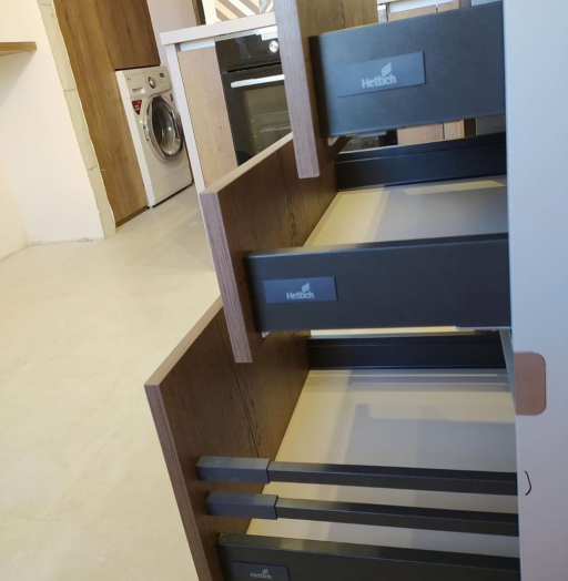 Купить кухню-Кухня из ЛДСП «Модель 621»-фото4